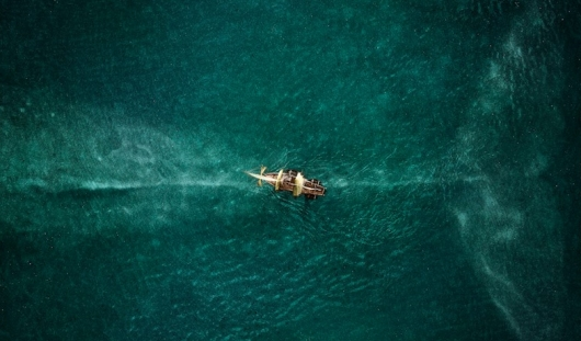 In the Heart of the Sea Header Image