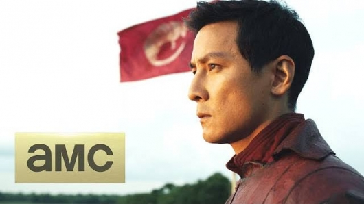 Into The Badlands Header