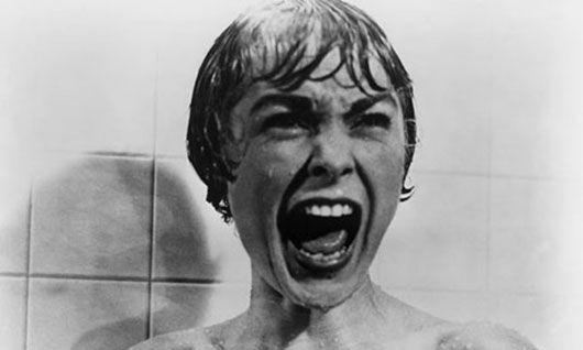Psycho shower scene Janet Leigh