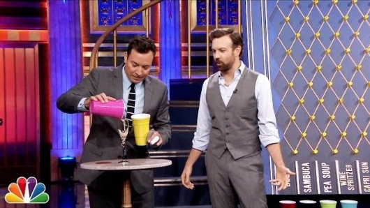 Jimmy Fallon Jason Sudeikis