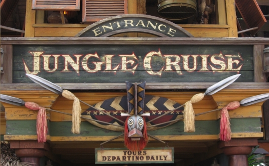 Jungle Cruise Header