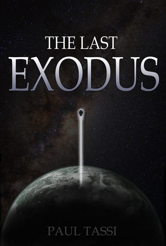 The Last Exodus Paul Tassi cover