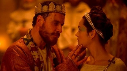 Macbeth Michael Fassbender and Marion Cotillard