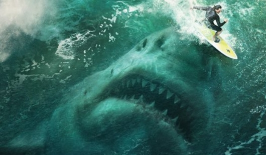 Eli Roth Talks Using CG For Giant Shark Movie 'MEG'