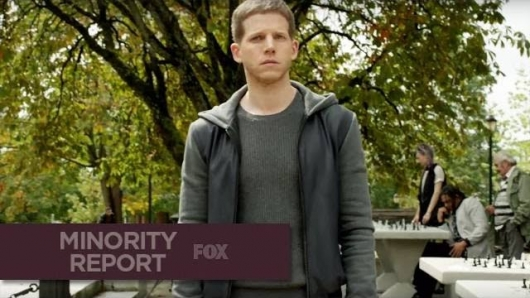Minority Report 102 Header