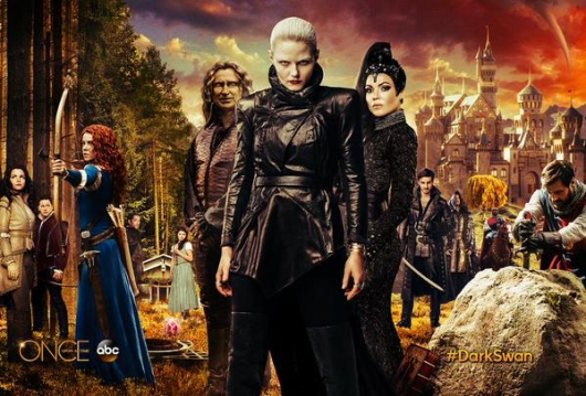 Once Upon A Time Season 5 Cast Photo