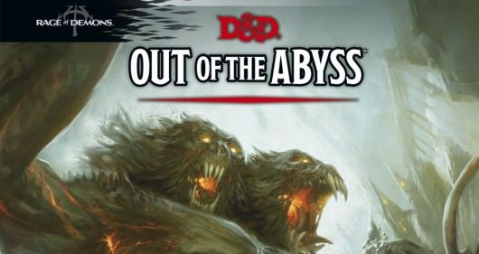 Dungeons & Dragons: Out Of The Abyss header