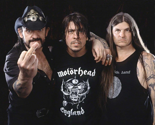 Probot with Dave Grohl Lemmy and Wino