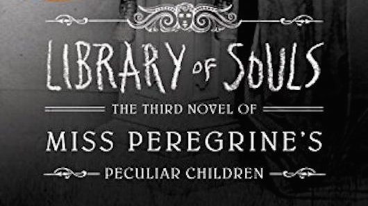 Ransom Riggs Library of Souls Miss Peregrine Peculiar Children Header