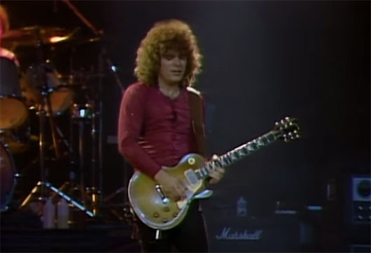 REO Speedwagon Gary Richrath guitarist