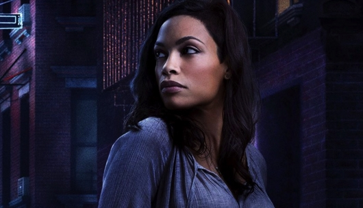 Rosario Dawson in Daredevil