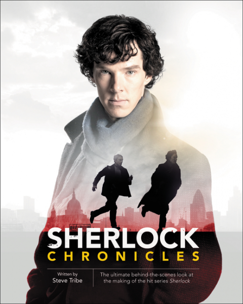 Sherlock Chronicles cover