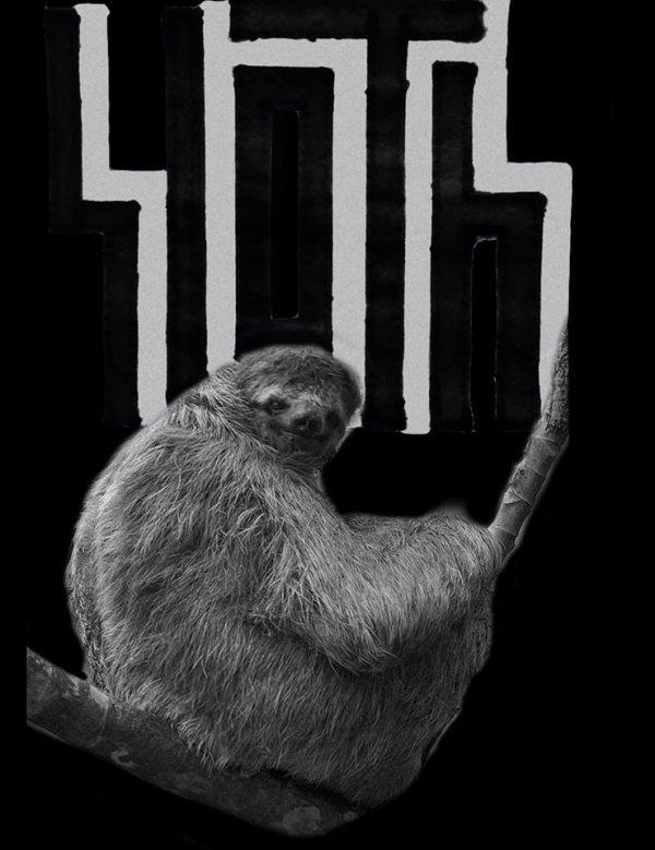 Sloth Slow As Shit Album Cover