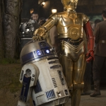 Star Wars: The Force Awakens R2-D2 and C-3PO