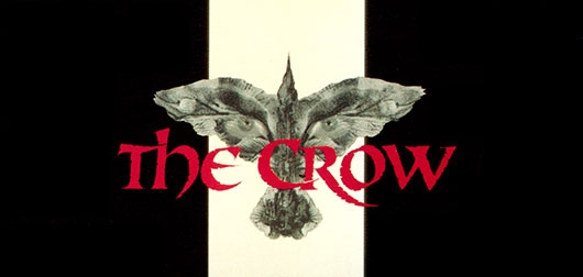 The Crow soundtrack title
