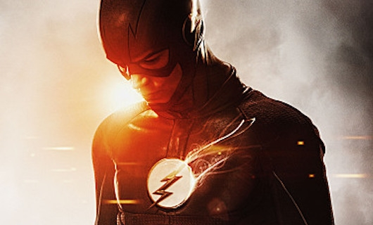 The Flash Season 2 header