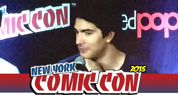 NYCC 2015 Legends of Tomorrow panel