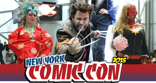 NYCC 2015 Cosplay