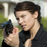 Lauren Cohan as Maggie Greene - The Walking Dead