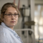 Merritt Wever as Dr. Denise Cloyd - The Walking Dead