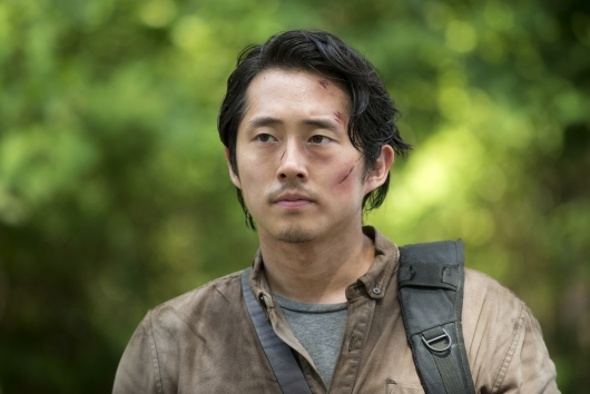 Steven Yeun as Glenn Rhee - The Walking Dead to star in Invincible