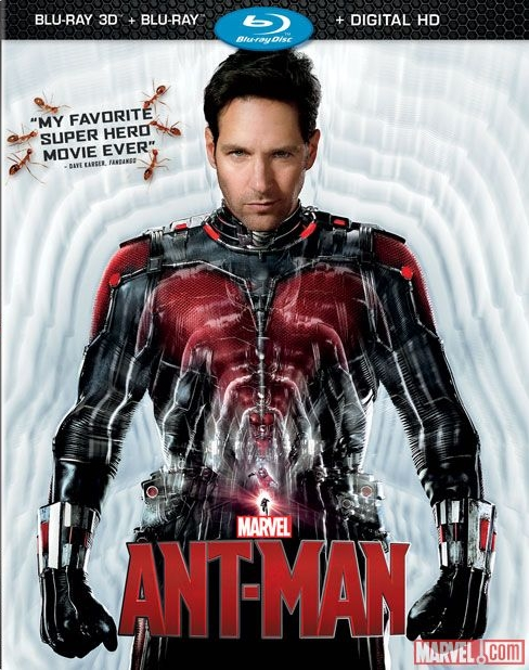 Ant-Man 3D Blu-ray Edition