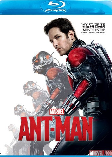 Ant-Man Blu-ray Edition