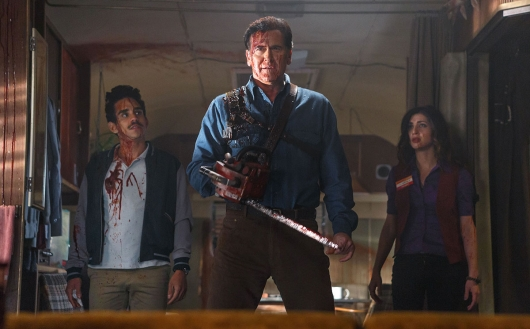 Ash vs Evil Dead Episode 101 Bruce Campbell