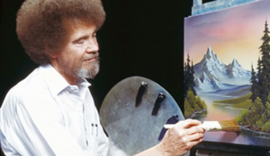 The Joy of Painting with Bob Ross