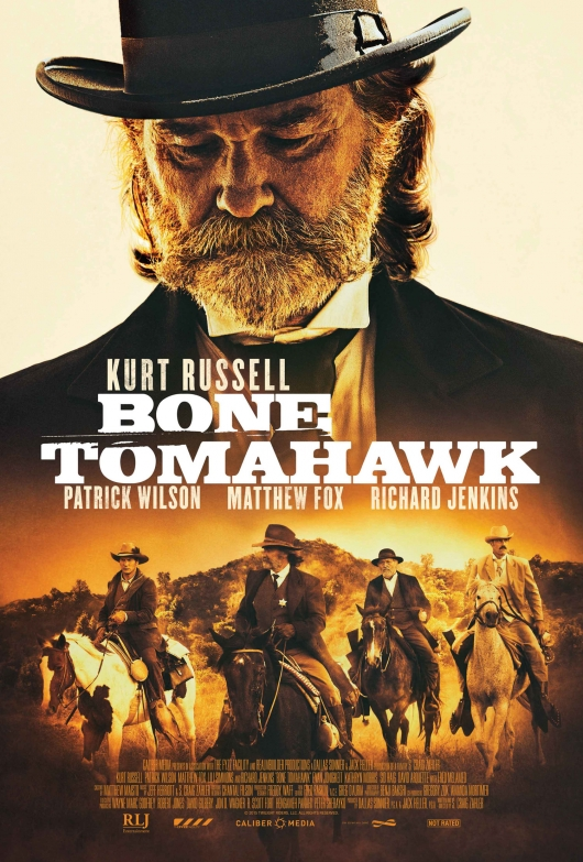 Bone Tomahawk Official Poster Art