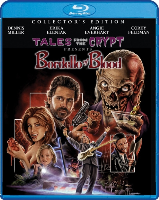 Tales from the Crypt Presents: Bordello of Blood Cover Art