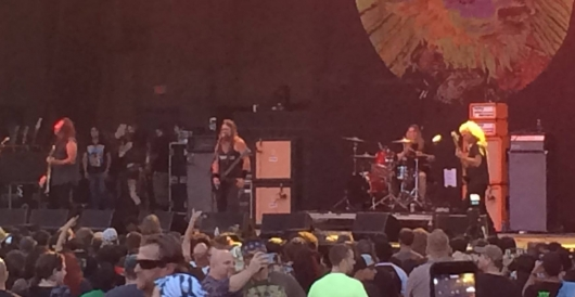 Corrosion of Conformity at Knotfest 2015