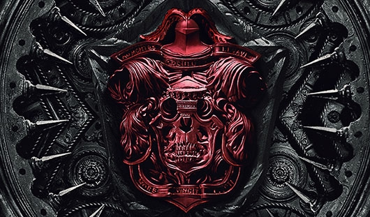 Crimson Peak The Art Of Darkness banner