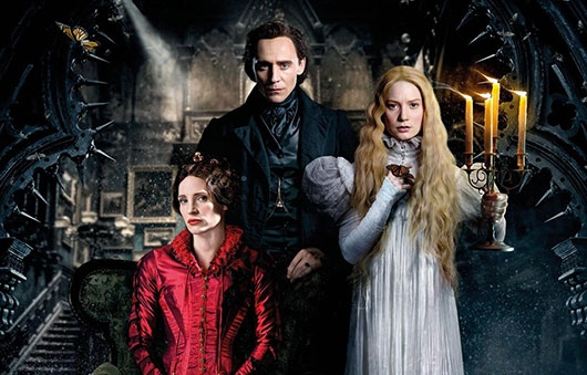 Crimson Peak: The Official Movie Novelization banner