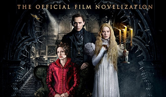 Crimson Peak: The Official Movie Novelization header