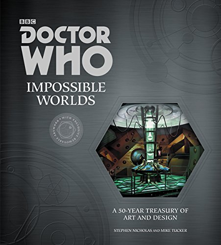 Doctor Who Impossible Worlds full cover Harper Collins