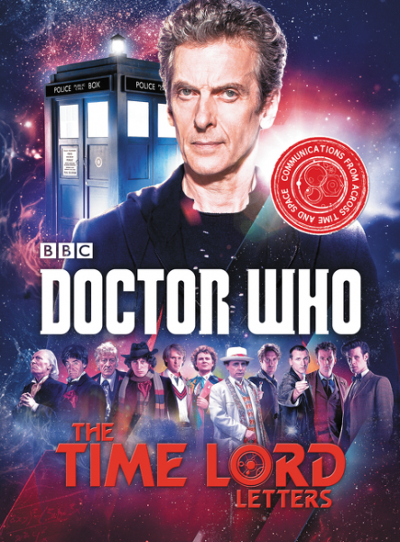 Doctor Who The Time Lord Letters cover