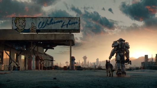"Fallout 4 Live-Action Trailer ""The Wanderer"""