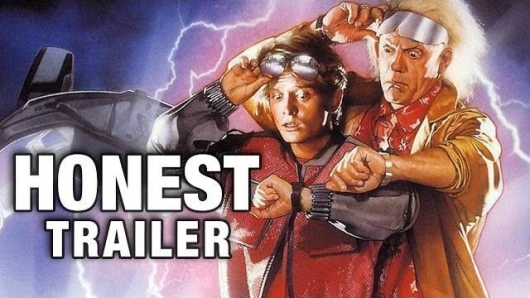 Honest Trailer Back To The Future