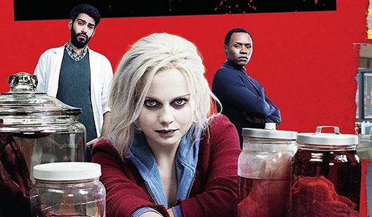 iZombie Season 1 DVD photo