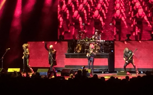 Judas Priest at Knotfest 2015