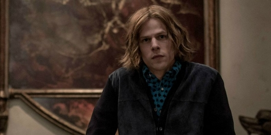 Jesse Eisenberg as Lex Luthor In Batman v Superman: Dawn Of Justice