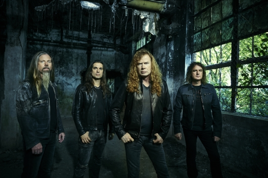 Megadeth Band Photo 2015