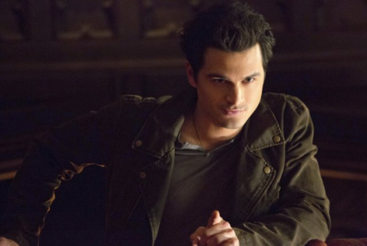 Michael Malarkey The Vampire Diaries