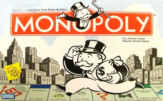 Monopoly header image