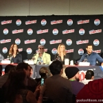 NYCC 2015 Banshee panel