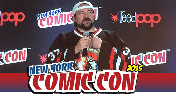 NYCC 2015: Comic Book Men panel