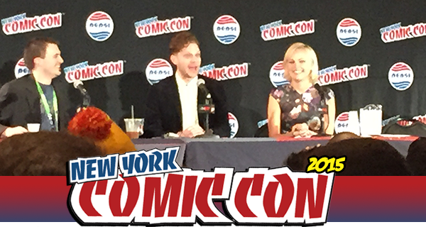 NYCC 2015: The Final Girls panel