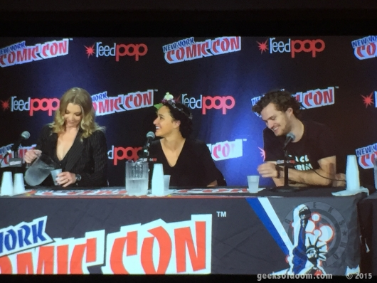 NYCC 2015: Game of Thrones panel