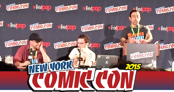 NYCC 2015 Screen Junkies panel